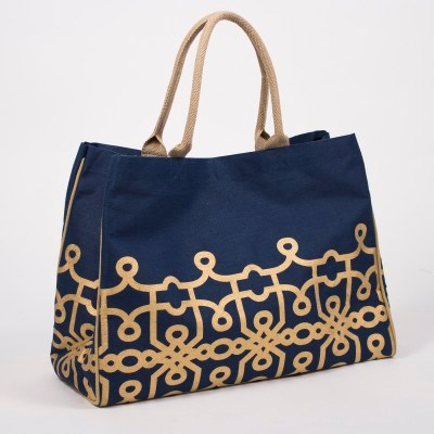 Florence Glamour Bag Navy/Gold