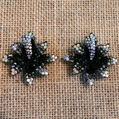 Lily Black Bling