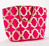 Cayman Glamour Arch Tote Pink/Gold
