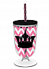 Crown Iced Tea Tumbler