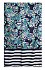 Palm Beach Towel Navy/Mint