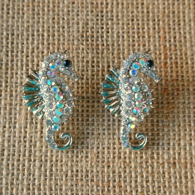Seahorse Bling
